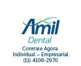 Plano de Sa�de Amil Dental - Contratre agora Individual - Empresarial Tel: 11 4108-2970