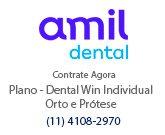 Plano de Saúde Amil Dental Win - Individual Tel: 11 4108-2970