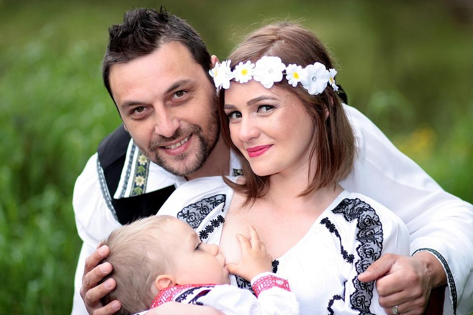A importância da amamentação na primeira hora após o nascimento