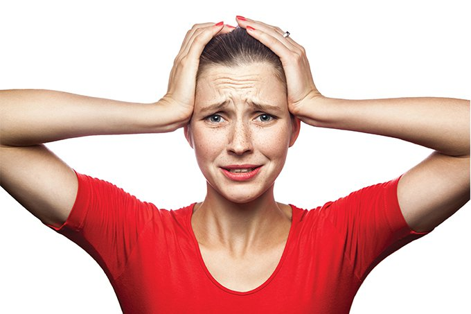 Os sinais de ansiedade no dia a dia
