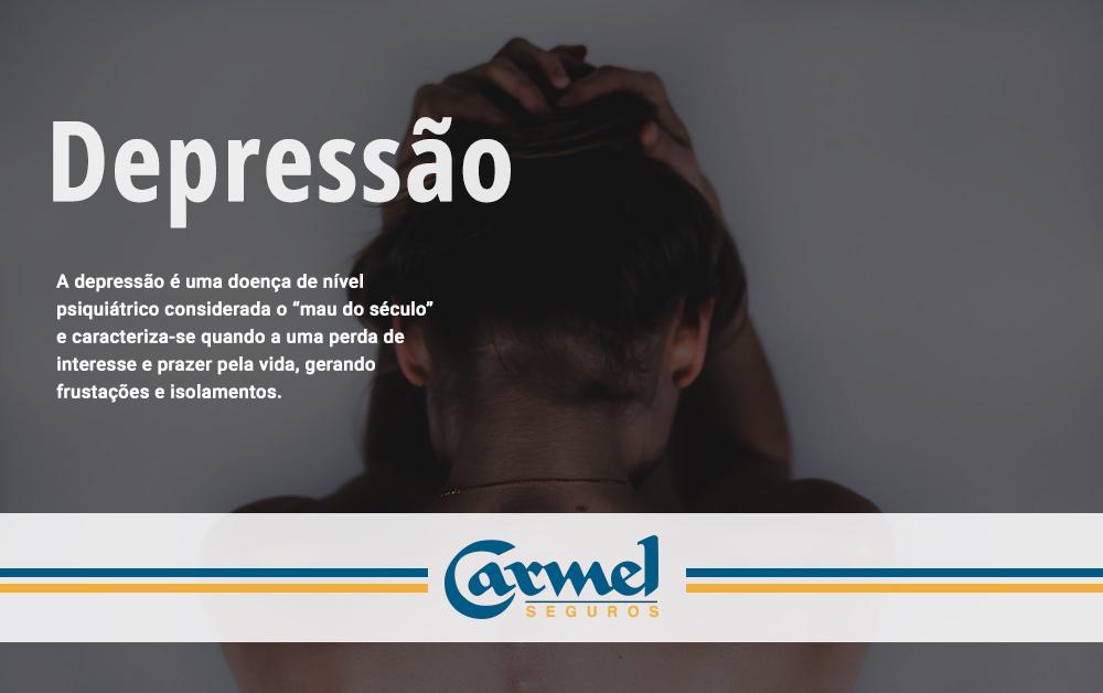 Depressão – Sintomas, Prevenção e Tratamento