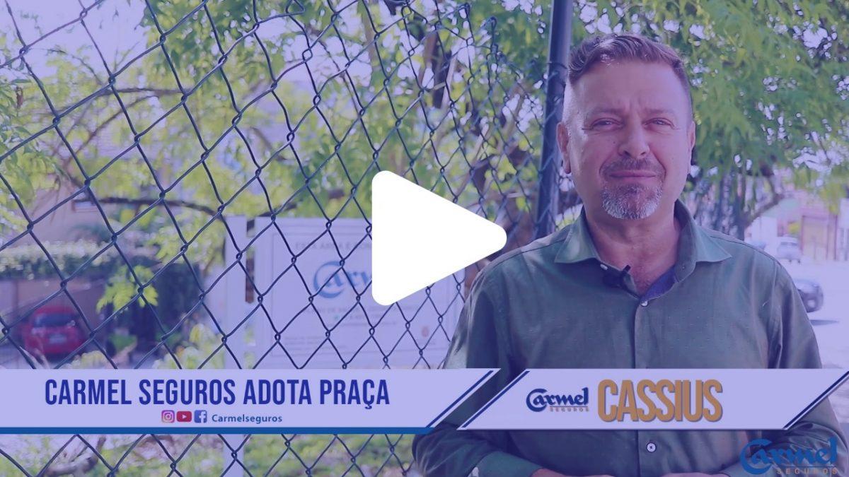 Carmel Seguros Coopera com o programa de zeladoria para praças da prefeitura da capital paulista